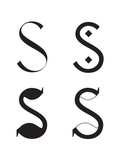 fontss Typography design Jerhonimus Bosch type draft